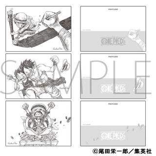 【新品未使用】ONE PIECE ジャンフェス2021 ポストカード(その他)