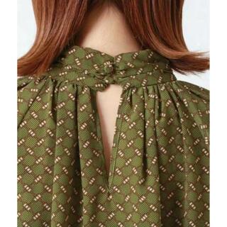 IENA - vintage print blouse