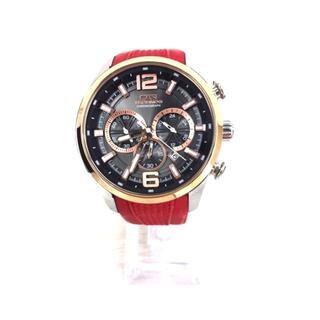 テクノス(TECHNOS)のTECHNOS(テクノス) クロノグラフ腕時計 メンズ 腕時計 クオーツ(その他)