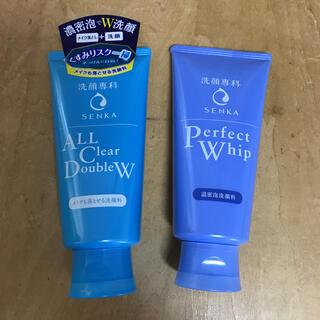 センカセンカ(専科)の洗顔専科 メイクも落とせる洗顔料 濃密泡洗顔料(洗顔料)
