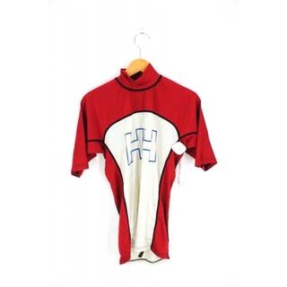 ヘリーハンセン(HELLY HANSEN)のHELLY HANSEN(ヘリーハンセン) モックネックジャージープリントシャツ(Tシャツ/カットソー(半袖/袖なし))