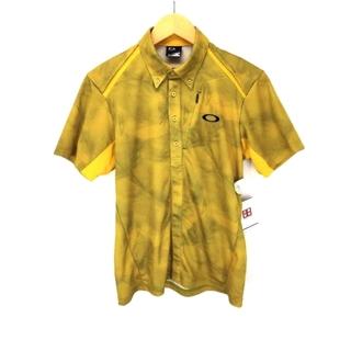 オークリー(Oakley)のOAKLEY(オークリー) Bark Wind Tracks Shirts(ポロシャツ)