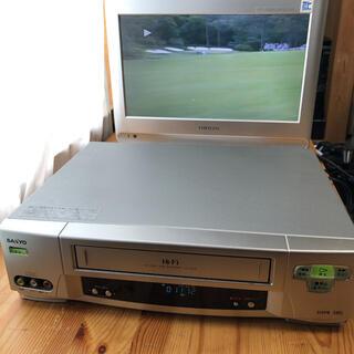 サンヨー(SANYO)のSANYO ビデオテープレコーダー VZ-H500型 VHSビデオデッキ(その他)