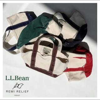 L'Appartement DEUXIEME CLASSE - LLbean レミレリーフ ドゥーズィエムクラス   トートバッグ