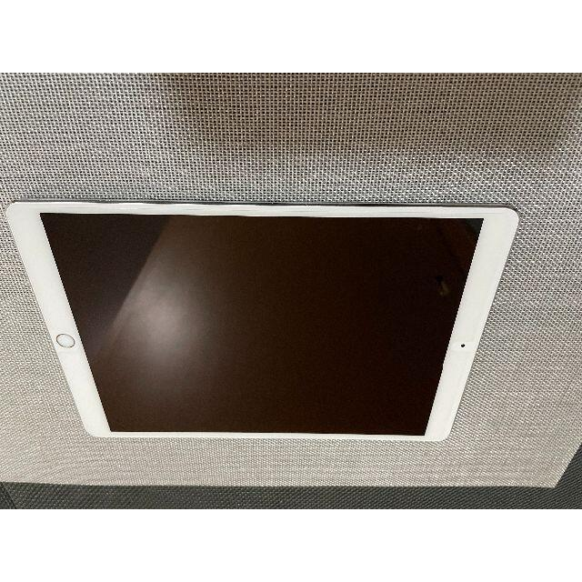 Apple(アップル)の【第2世代】iPad Pro 10.5インチ 256GB+apple pen スマホ/家電/カメラのPC/タブレット(タブレット)の商品写真