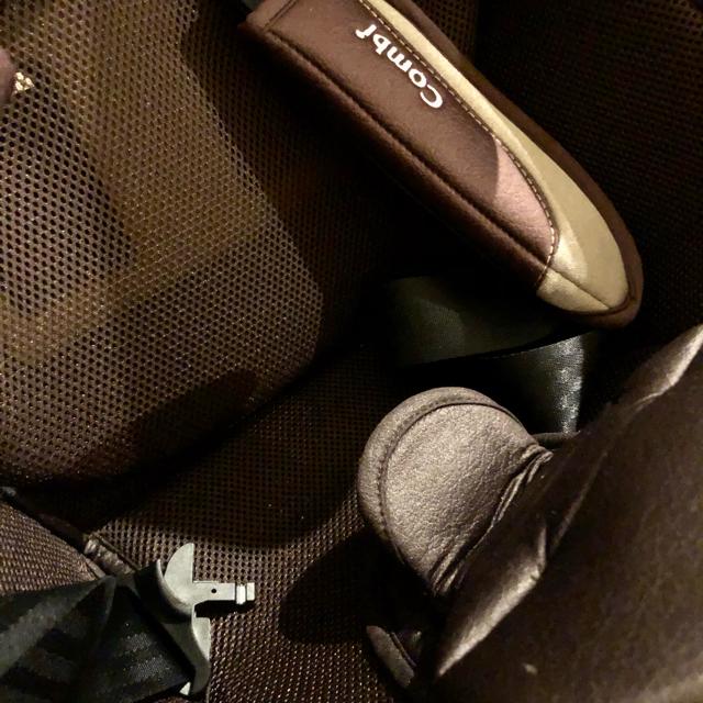 combi(コンビ)の【週末値下げ中】Combi ネルーム ISOFIX NF-700 キッズ/ベビー/マタニティの外出/移動用品(自動車用チャイルドシート本体)の商品写真
