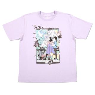 グラニフ(Graniph)のスタジオ地図10周年記念コラボレーション「サマーウォーズ×中村佑介」Tシャツ(Tシャツ(半袖/袖なし))