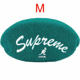 シュプリーム(Supreme)のM 青 Supreme Kangol Bermuda 504 Hat Teal(ハンチング/ベレー帽)