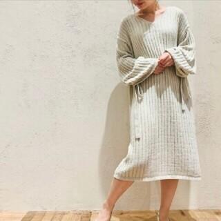 gelato pique - 完売品ジェラートピケ♡'エアリーモコ'ドレス