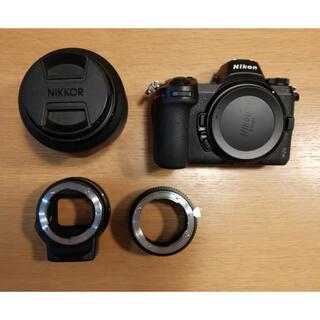 Nikon - Nikon Z6 + ftz + Nikkor Z50mm f1.8