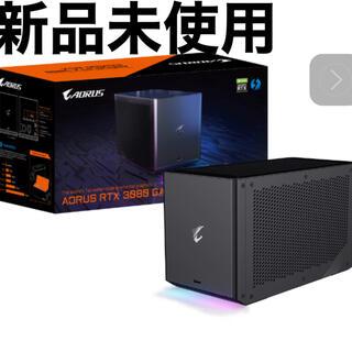 NVIDIA GeForce RTX3080搭載 外付けグラフィックボード