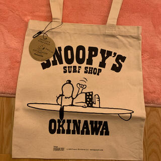 SNOOPY - SNOOPY'S SURF SHOP トートバッグ