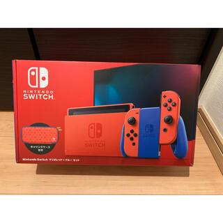 Nintendo Switch - 新品未開封 Nintendo Switch マリオレッド×ブルーセット
