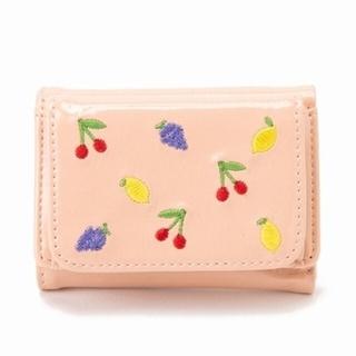 キャセリーニ(Casselini)の財布 Casselini(キャセリーニ)刺繍ウォレット(財布)