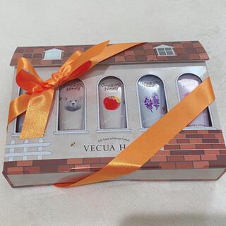 VECUA - ワンダーハニー  ハンドクリーム5点セット