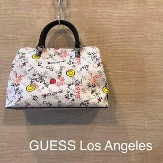 ゲス(GUESS)のGUESS Los Angeles 2wayバッグ(ハンドバッグ)