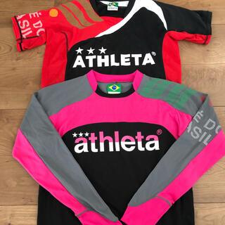ATHLETA - ATHLETA プラクティスシャツ 2枚セット
