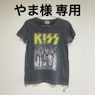 KISS Tシャツ 古着(Tシャツ(半袖/袖なし))