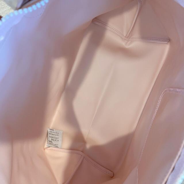 LONGCHAMP(ロンシャン)のロンシャン ル プリアージュ M  ピンク ショルダー付き レディースのバッグ(トートバッグ)の商品写真