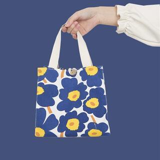 marimekko - 新品 花柄 ランチバッグ マリメッコ お弁当袋 お弁当バッグ
