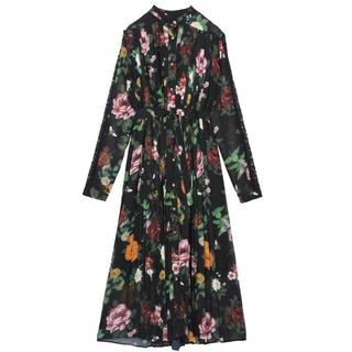 Ameri VINTAGE - COCO FLOWER DRESS ワンピース