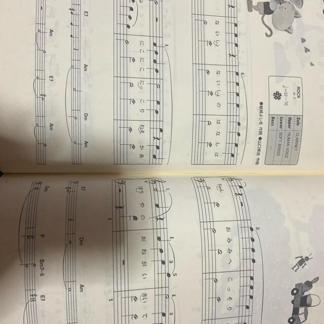 めろでぃぼっくす1   14級〜12級用 楽器のスコア/楽譜(童謡/子どもの歌)の商品写真