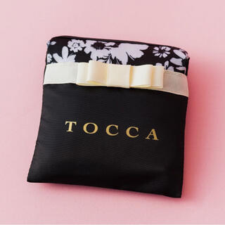 TOCCA - 美人百花 5月号 トッカ エコバッグ 付録のみ