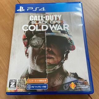 PlayStation4 -  【PS4】コール オブ デューティ ブラックオプス コールドウォー