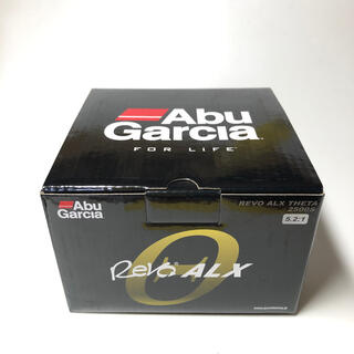 Abu Garcia REVO ALX Theta 2500s アブ ガルシア