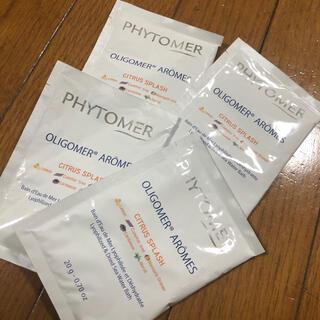 PHYTOMER - 新品 フィトメール 入浴剤 4包