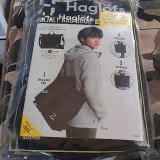 Haglofs - 値下げ おまけ付 Haglofs[ホグロフス] HELMET BAG