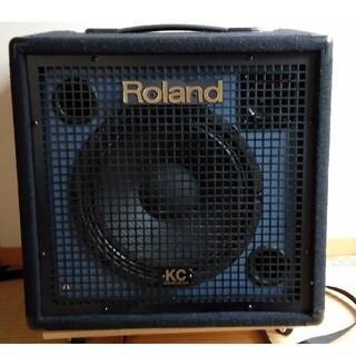 綺麗なローランドキーボードアンプKC-350(パワーアンプ)