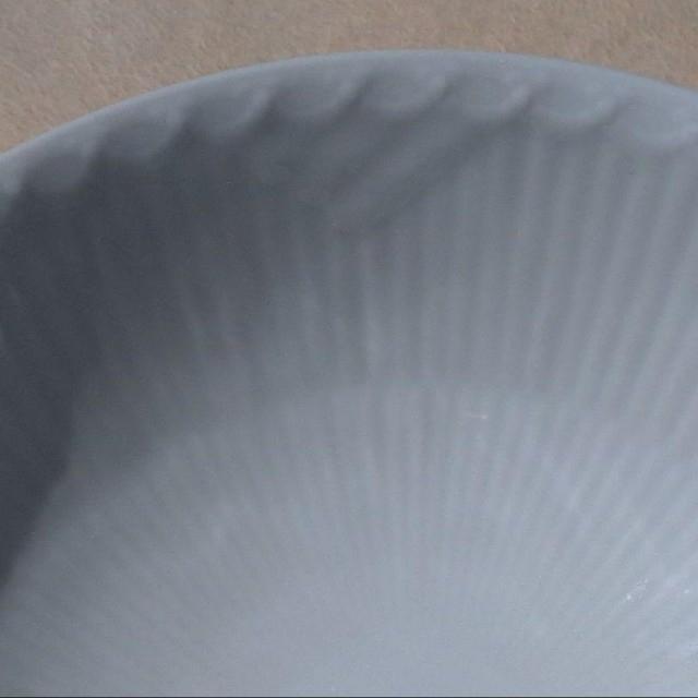 ROYAL COPENHAGEN(ロイヤルコペンハーゲン)のロイヤルコペンハーゲン ホワイトフルーテッドハーフレース 16cmボウル インテリア/住まい/日用品のキッチン/食器(食器)の商品写真