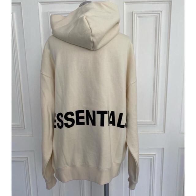 Essential(エッセンシャル)のESSENTIALS フーディ メンズのトップス(パーカー)の商品写真