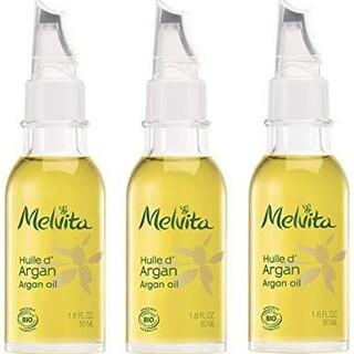 Melvita - メルヴィータ アルガンオイル 三点セット