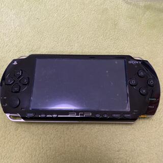 プレイステーション(PlayStation)のPSP本体 (携帯用ゲーム機本体)