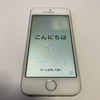 iPhone - 【Apple】iPhone SE Silver 32 GB Y!mobile