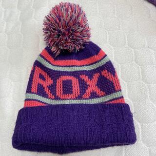 ロキシー(Roxy)のニットの帽子(帽子)