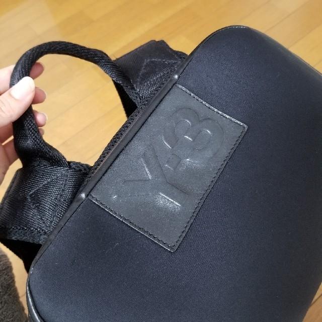 Y-3(ワイスリー)のY-3  QASA REFLEX BACKPACK  バックパック メンズのバッグ(バッグパック/リュック)の商品写真