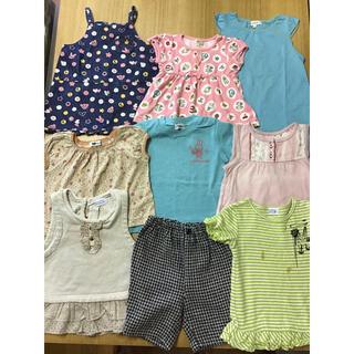KP - べべKPビケットハッカなど☆90センチ☆ワンピースTシャツパンツなどセット