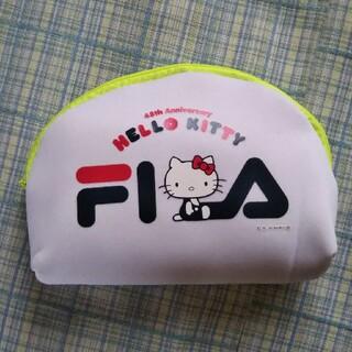 FILA - ポーチ ハローキティ FILA
