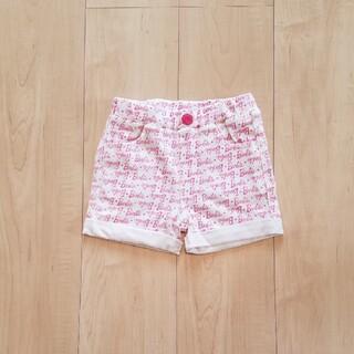 バービー(Barbie)の半ズボン ショーパン 100㎝(パンツ/スパッツ)