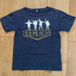 SHIPS KIDS - SHIPS KIDS ザ ビートルズ プリントTシャツ 110cm