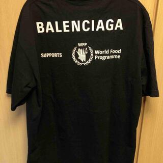 Balenciaga - 正規 20SS BALENCIAGA バレンシアガ Tシャツ