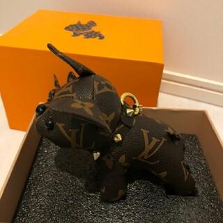 LOUIS VUITTON - ルイヴィトン 犬 キーホルダー 箱付き