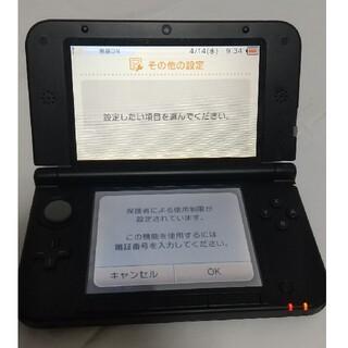 ニンテンドー3DS - 3DSLL本体のみ