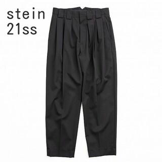 SUNSEA - stein 21ss スラックス パンツ トラウザー シュタイン yoke