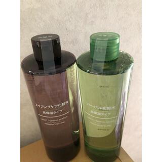 MUJI (無印良品) - MUJI 無印良品エイジングケア化粧水高保湿タイプ ハーバル化粧水高保湿タイプ