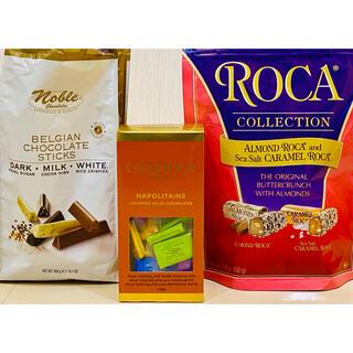 ゴディバ  ROCA(ロカ)ノーブルチョコレートスティック 詰め合わせ 当日発送(菓子/デザート)