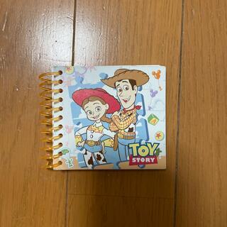 ディズニー(Disney)のトイストーリー メモ帳 ディズニーリゾート(キャラクターグッズ)